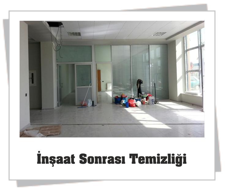 inşaat Sonrası Temizliği